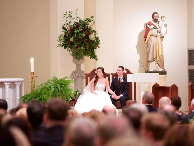 Emily and Rustin's Wedding in Birmingham, Alabama 11