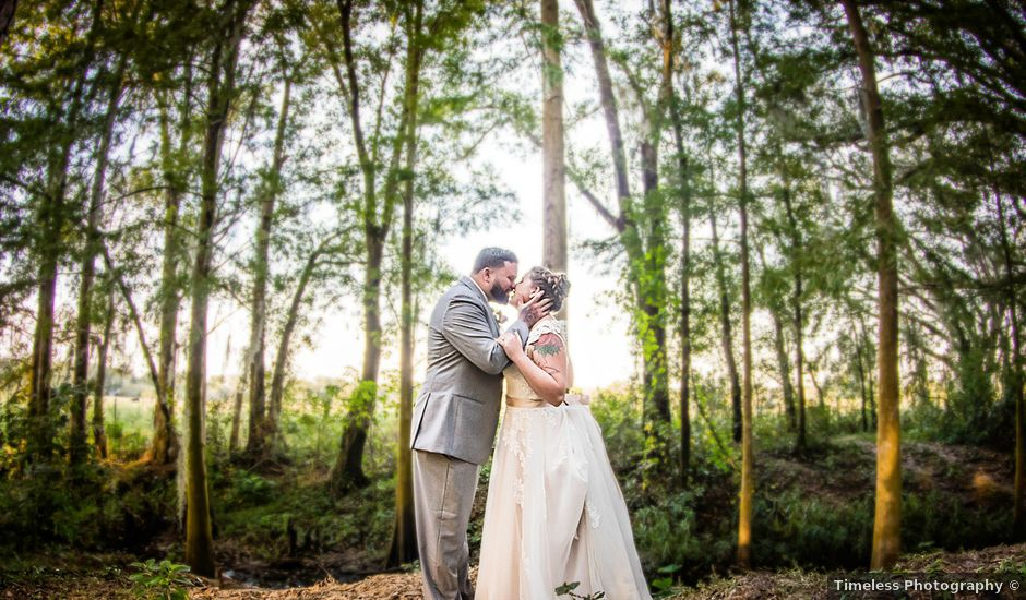 Ricky and Kayla's Wedding in Thonotosassa, Florida