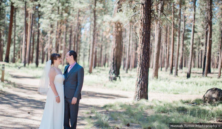 Jacob and Jenna's Wedding in Bend, Oregon