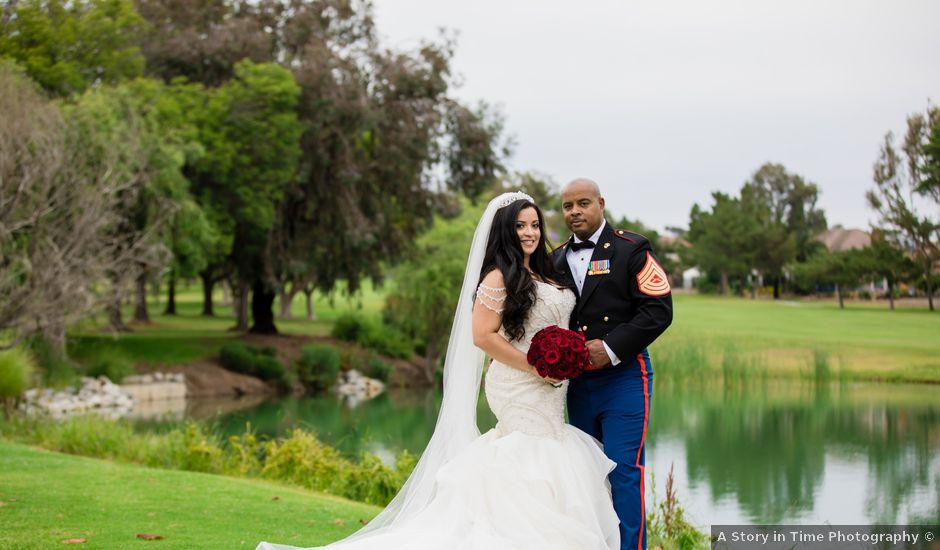 Karina and Ian's Wedding in Buena Park, California