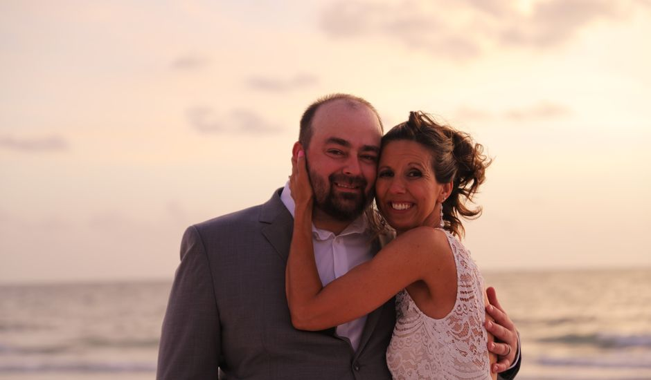 Billy  and Stacey 's Wedding in Marco Island, Florida
