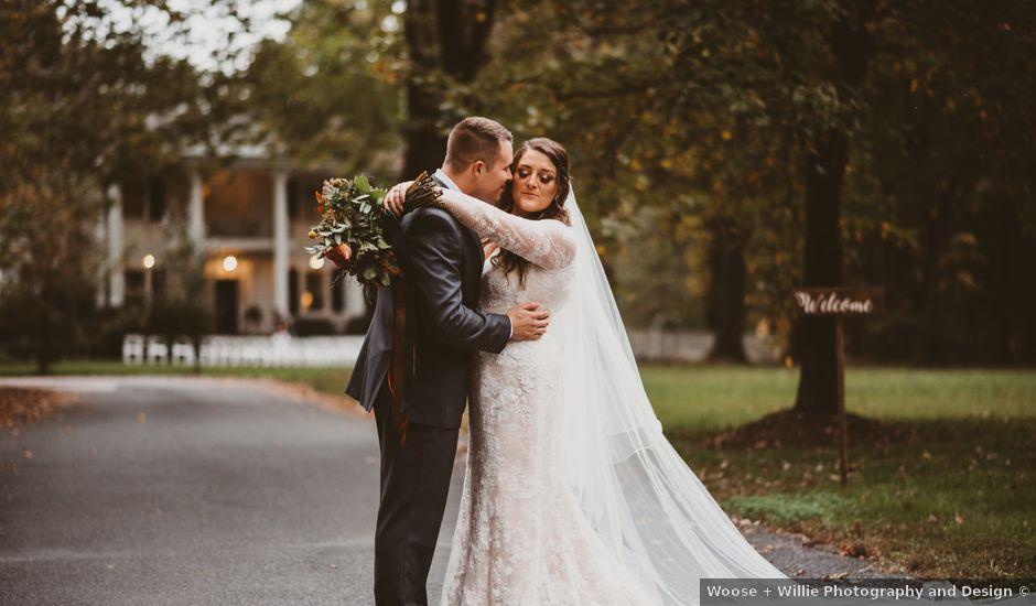 Robert and Meghan's Wedding in Glen Allen, Virginia