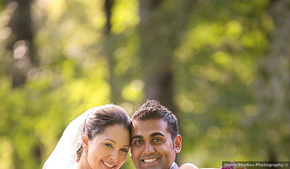 Hannah and Ketan's Wedding in Nashville, Tennessee