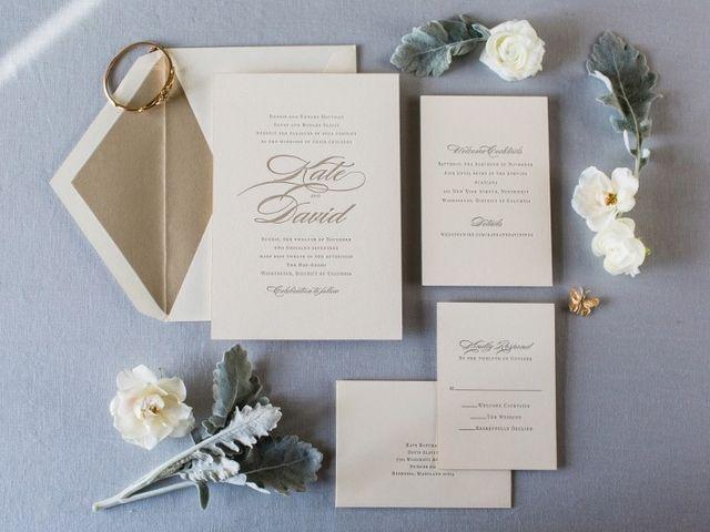 Kate and David's Wedding in Washington, District of Columbia 1