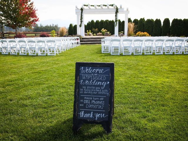 Zac and Lydia's Wedding in Enumclaw, Washington 1