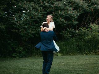 The wedding of Nina and Derek