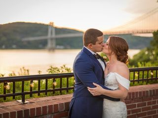 The wedding of Amber and Bobby