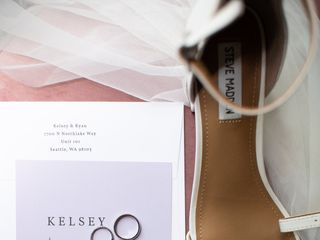 The wedding of Kelsey and Ryan 1