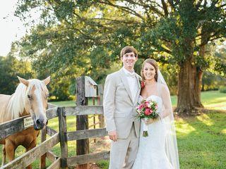 The wedding of Ty and Rachel 1