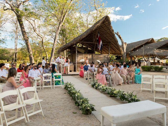 Mario and Karen's Wedding in Guanacaste, Costa Rica 30