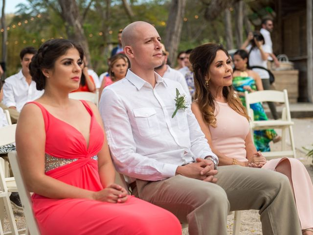 Mario and Karen's Wedding in Guanacaste, Costa Rica 46