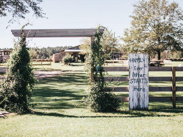 Jonathan and Cherisy's Wedding in Fayetteville, North Carolina 1