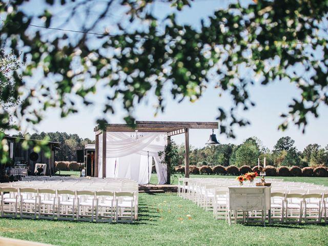 Jonathan and Cherisy's Wedding in Fayetteville, North Carolina 2