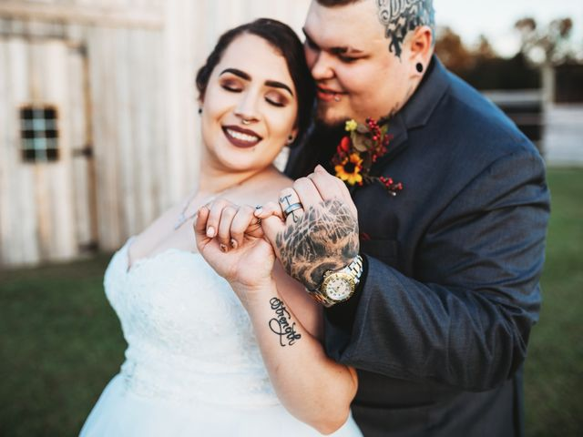 The wedding of Cherisy and Jonathan