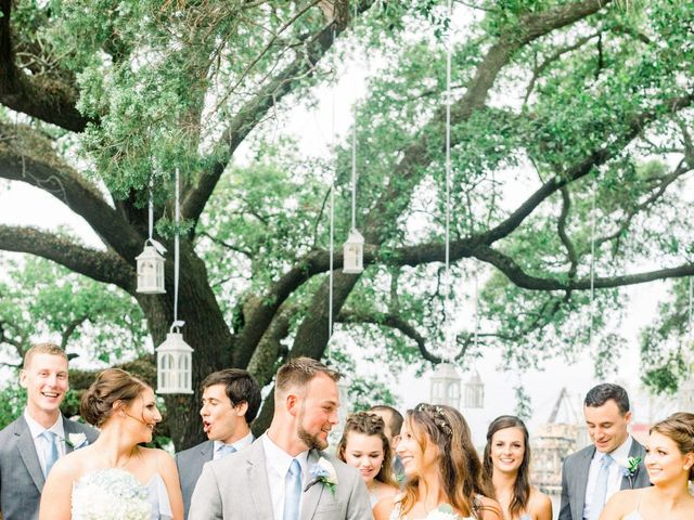 Tommy and Nicala's Wedding in Georgetown, South Carolina 59