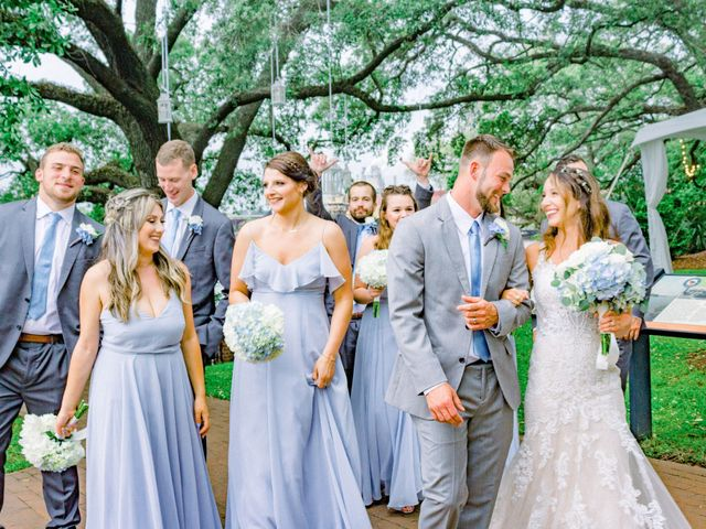 Tommy and Nicala's Wedding in Georgetown, South Carolina 60