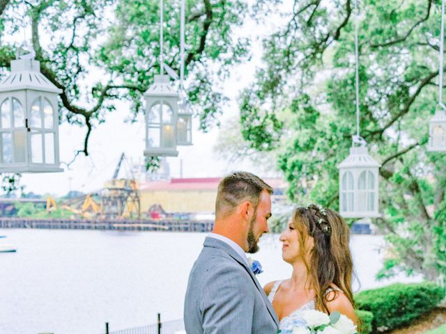 Tommy and Nicala's Wedding in Georgetown, South Carolina 62