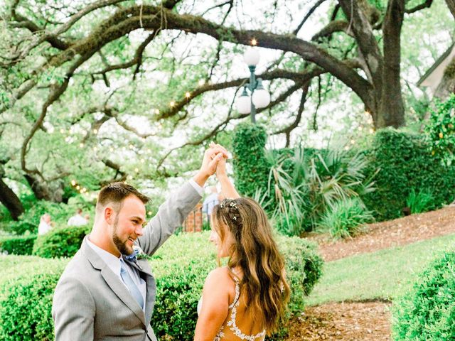 Tommy and Nicala's Wedding in Georgetown, South Carolina 78