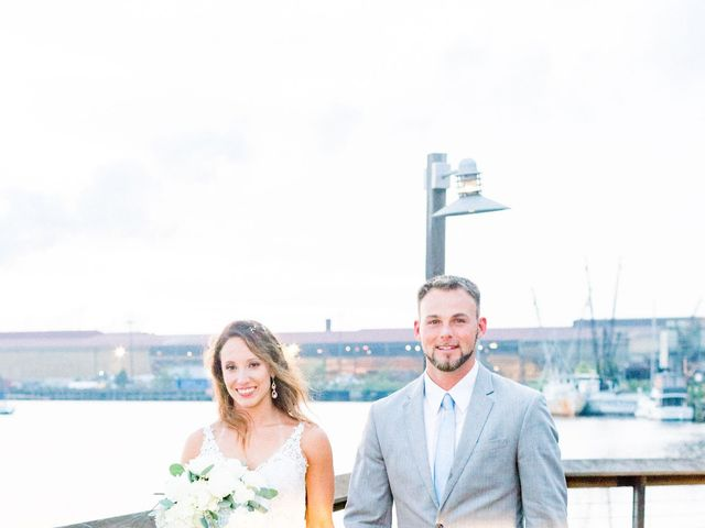 Tommy and Nicala's Wedding in Georgetown, South Carolina 95