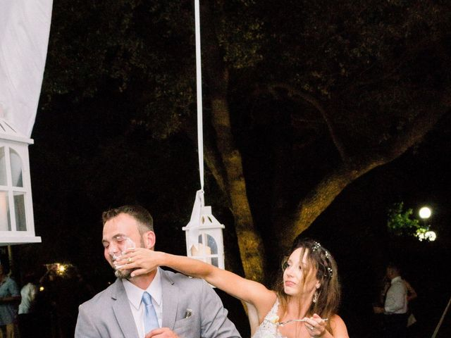 Tommy and Nicala's Wedding in Georgetown, South Carolina 105