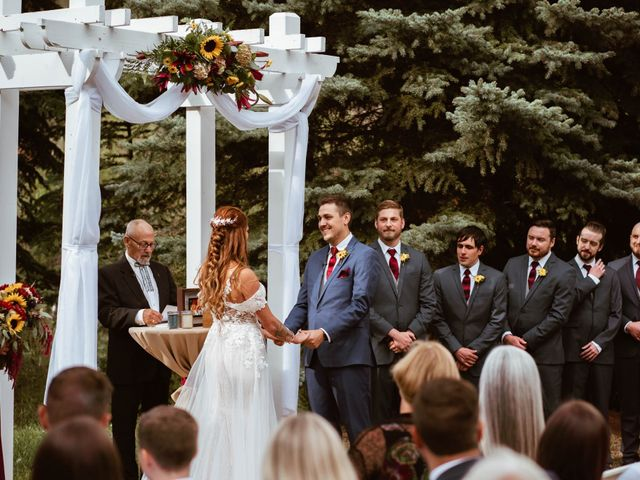Colby and Haley's Wedding in Denver, Colorado 4