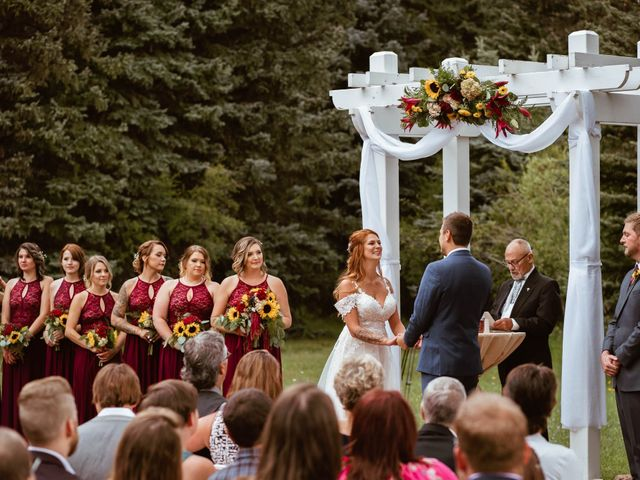 Colby and Haley's Wedding in Denver, Colorado 5