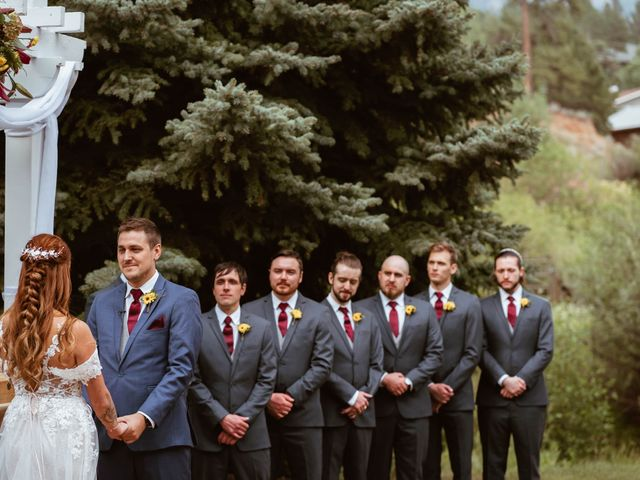 Colby and Haley's Wedding in Denver, Colorado 6