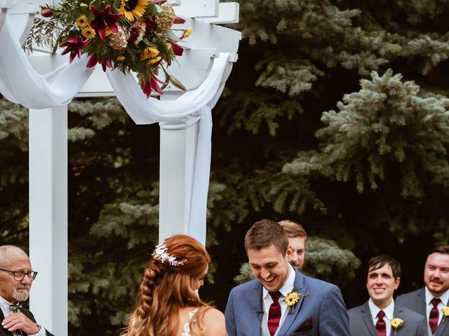 Colby and Haley's Wedding in Denver, Colorado 8