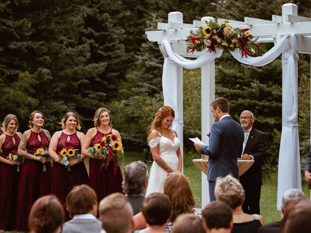 Colby and Haley's Wedding in Denver, Colorado 9