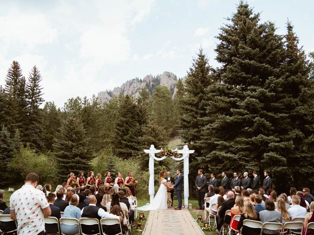 Colby and Haley's Wedding in Denver, Colorado 1
