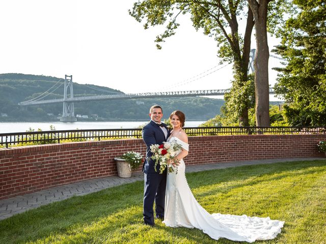 Bobby and Amber's Wedding in Poughkeepsie, New York 1