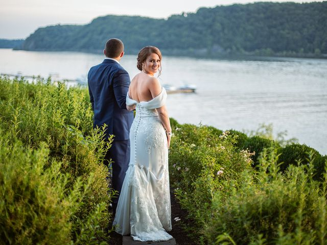 Bobby and Amber's Wedding in Poughkeepsie, New York 4