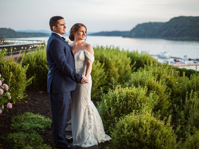 Bobby and Amber's Wedding in Poughkeepsie, New York 5