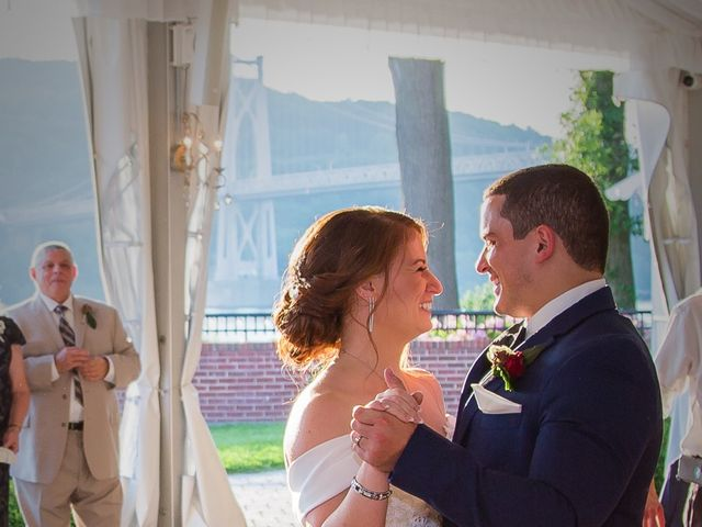 Bobby and Amber's Wedding in Poughkeepsie, New York 8