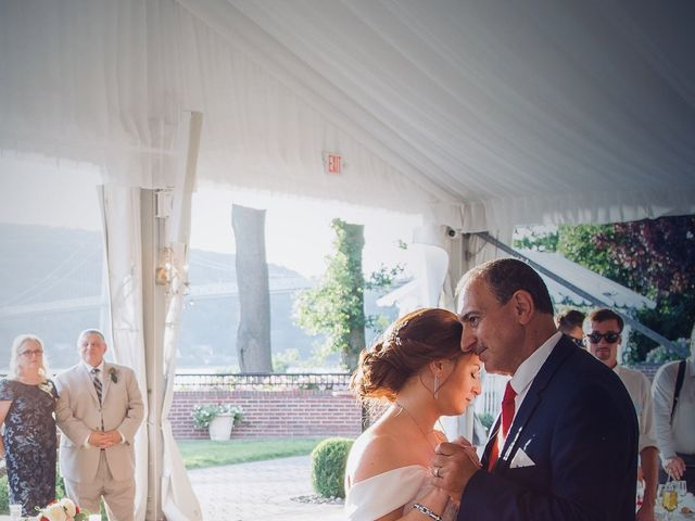 Bobby and Amber's Wedding in Poughkeepsie, New York 9