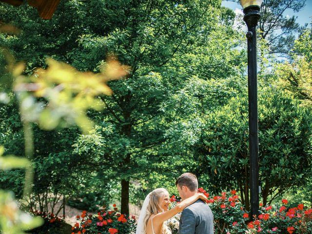 Ryan and Kelsey's Wedding in Woodstock, Georgia 11