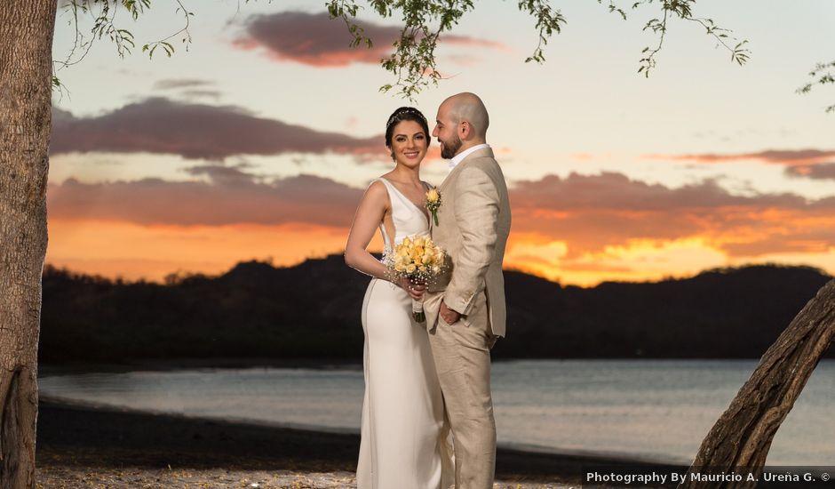 Mario and Karen's Wedding in Guanacaste, Costa Rica