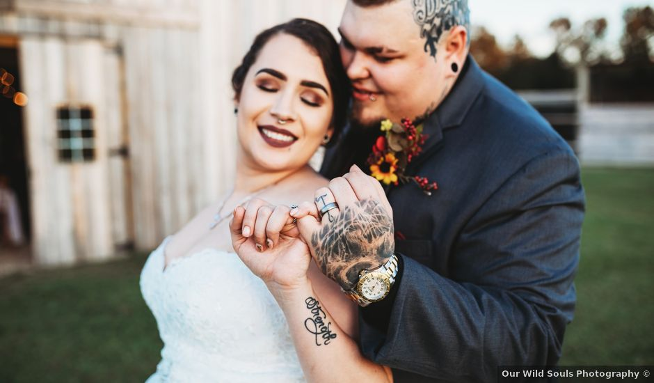 Jonathan and Cherisy's Wedding in Fayetteville, North Carolina