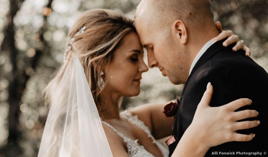 Heather and Cody's Wedding in Hartford, Michigan