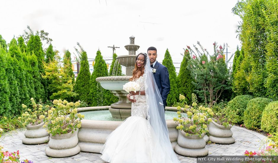 Giovanni and Bradon's Wedding in New York, New York