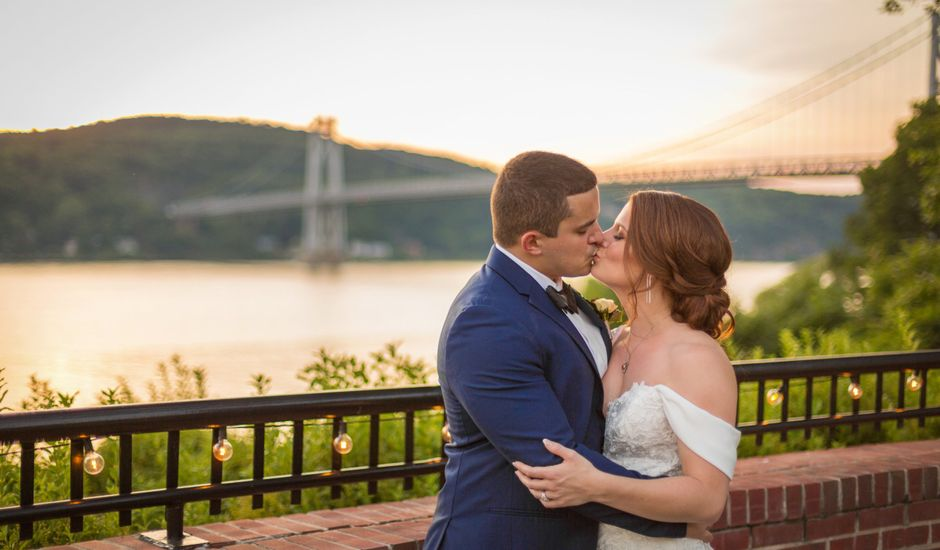 Bobby and Amber's Wedding in Poughkeepsie, New York