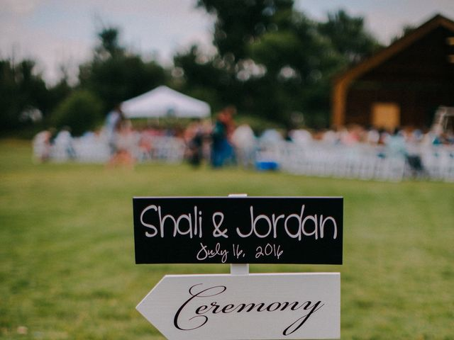 Shali and Jordan's Wedding in Cheyenne, Wyoming 7