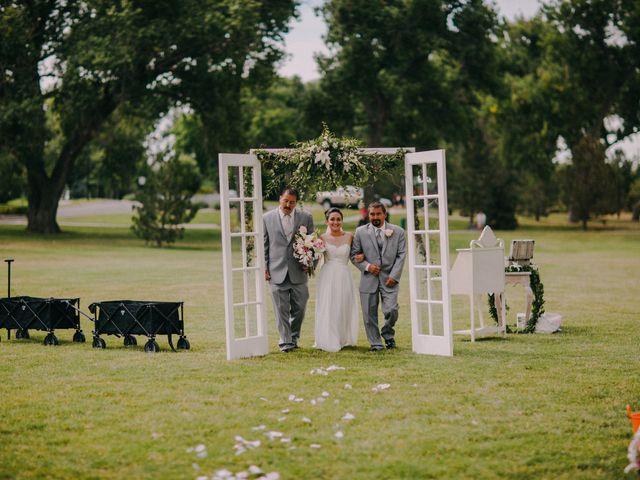 Shali and Jordan's Wedding in Cheyenne, Wyoming 13