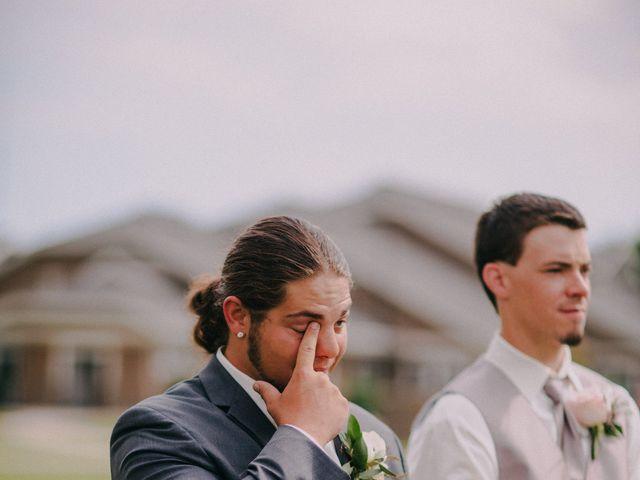 Shali and Jordan's Wedding in Cheyenne, Wyoming 14