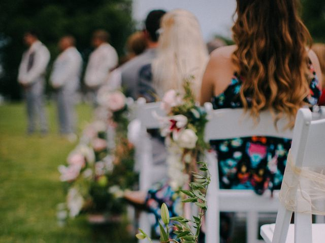 Shali and Jordan's Wedding in Cheyenne, Wyoming 11