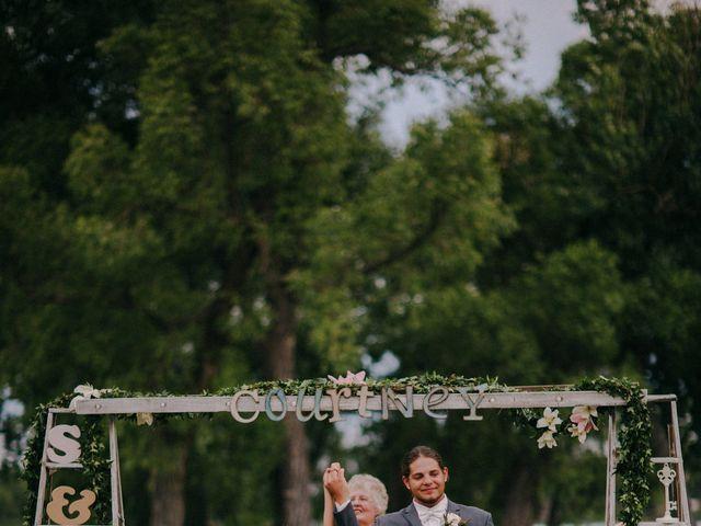 Shali and Jordan's Wedding in Cheyenne, Wyoming 16