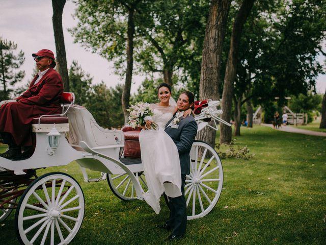 Shali and Jordan's Wedding in Cheyenne, Wyoming 17