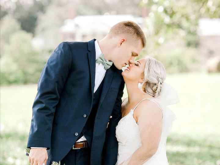 The wedding of Max and Faith