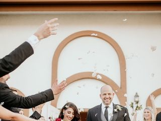 The wedding of Alexis and Mark 1