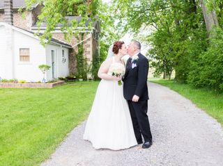 The wedding of Monica and Shawn